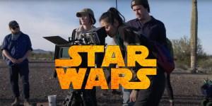 Chloe Zhao - Star Wars