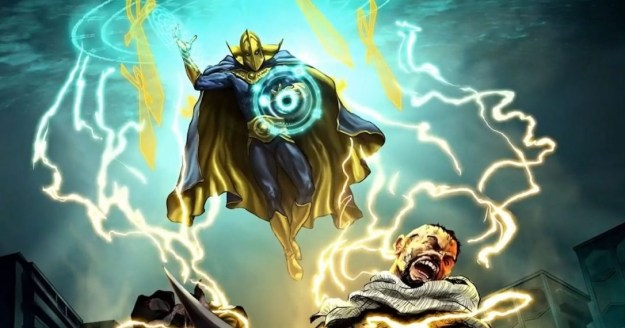Doctor Fate - Doctor Fate (Kent Nelson)