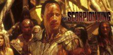 Dwayne Johnson - The Scorpion King
