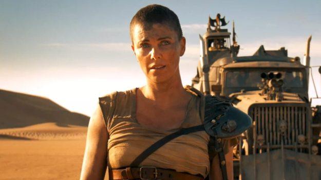 Mad Max: Fury Road - Charlize Theron