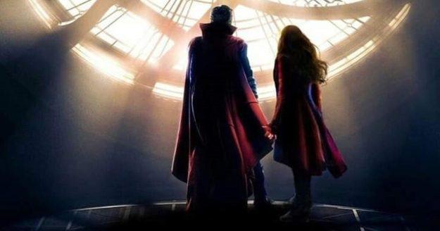 Doctor Strange - Wanda Maximoff