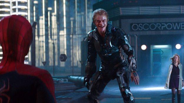 Andrew Garfield - The Amazing Spider-Man 2