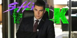 Josh Segarra - Arrow