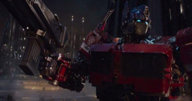 Optimus Prime - Bumblebee