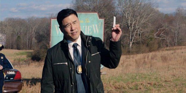Randall Park - Jimmy Woo