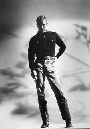 Paul Newman as Hud