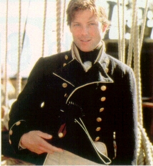 """More blonde & young in """"Horatio Hornblower"""""""
