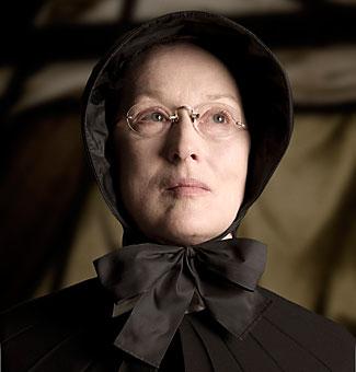 Sister Aloysius (Merlyl Streep)