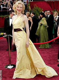The BEST Oscar Gowns  (2/6)