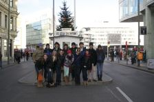 Group Checkpoint Charlie, Berlin