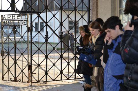 Group at Dachau