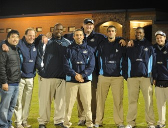 Rouviere Named Head Football Coach [April Fools!]