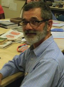 Mr. Carson teaches AP English Language and Composition, Creative Writing and Literary Genres.