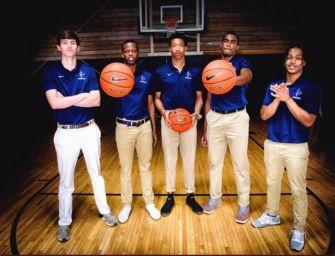 Varsity Boys Basketball Off to Strong Start