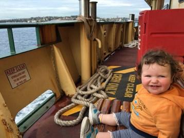 Ferry princess.