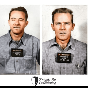 John Anglin And Brother Clarence Anglin Escape From Alcatraz