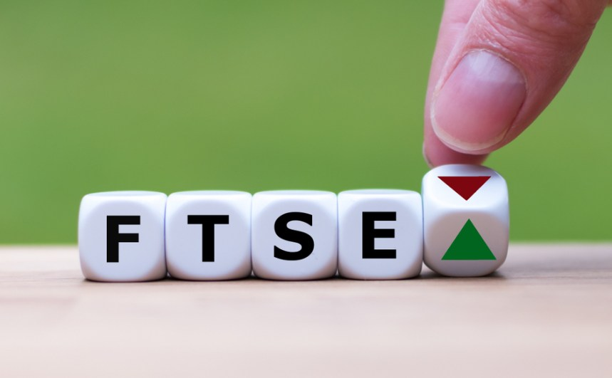 FTSE 100 still in the red, seeking inspiration from the US
