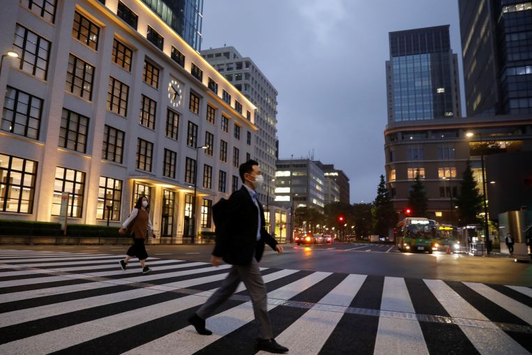 In cash-rich Japan, a fifth of firms now see risk of insufficient capital