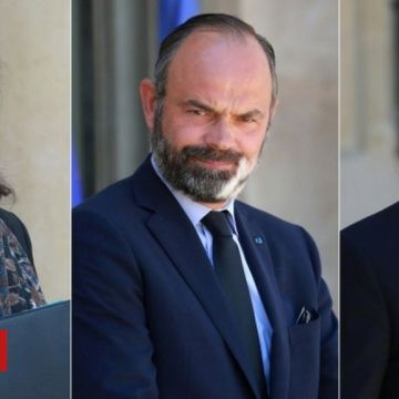 Edouard Philippe: France's former PM faces probe into Covid-19 response