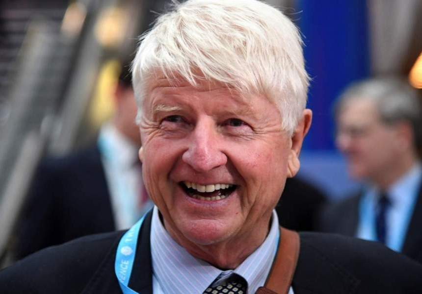 Stanley Johnson breaks silence after brutal backlash over Greece trip