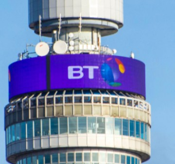 BT fizzles lower as coronavirus hits profits in first quarter