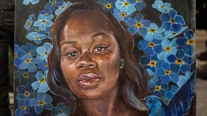 Breonna Taylor: Police officer charged but not over death