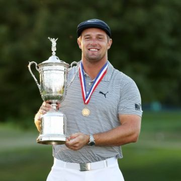 Golf: Greater fitness the key to Major success, says new US Open champion Bryson DeChambeau