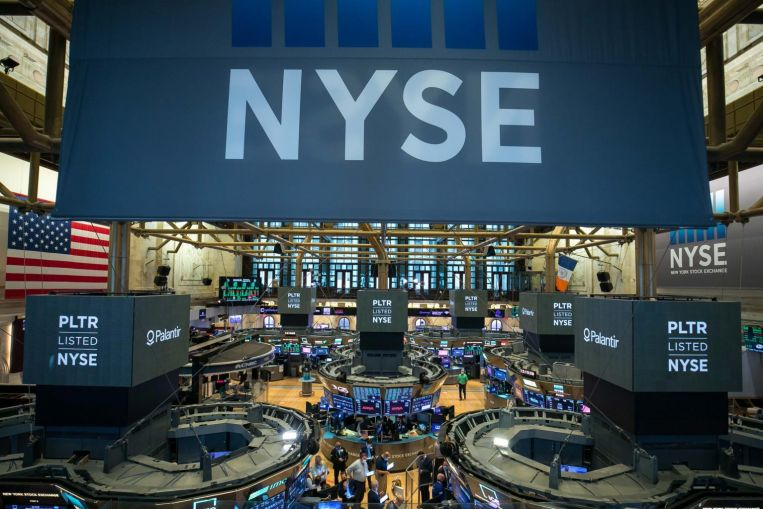 Dow futures plunge 500 points after Trump tests positive for coronavirus; STI down 1.2%