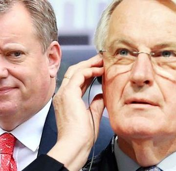 Brexit breakthrough as Barnier's language drops subtle hint Frost's demands are sinking in