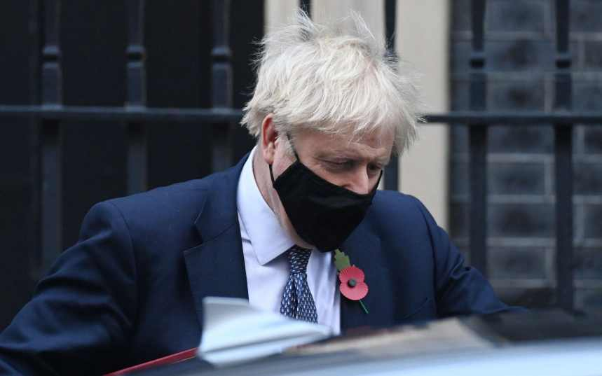 Boris Johnson urged NOT to end coronavirus lockdown on December 2 to avoid 'flip-flopping'