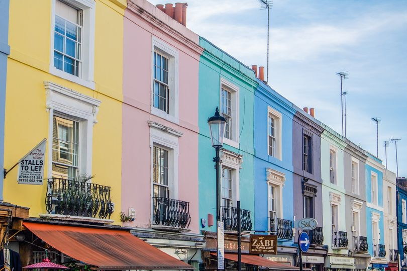 London house prices: The street in an iconic part of London where you can get a home for £350k