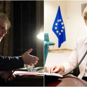 Brexit: Further trade talks in bid to resolve 'significant differences', says EU chief after talks with Boris Johnson