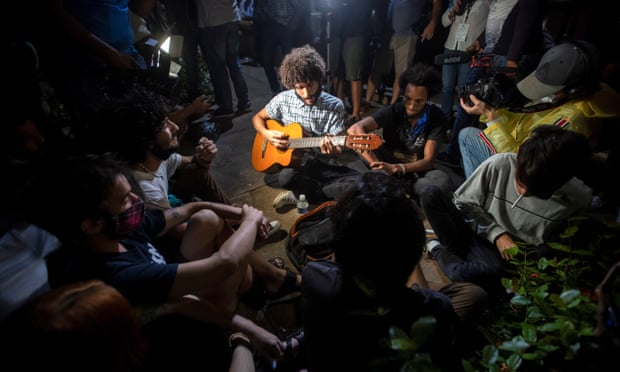 Havana's artists find their voice in a call to defend creative freedom