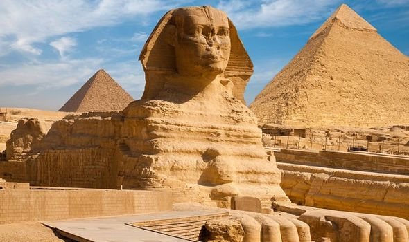 'Game-changing' Great Sphinx find challenges Egypt theories: 'History has to be rewritten'