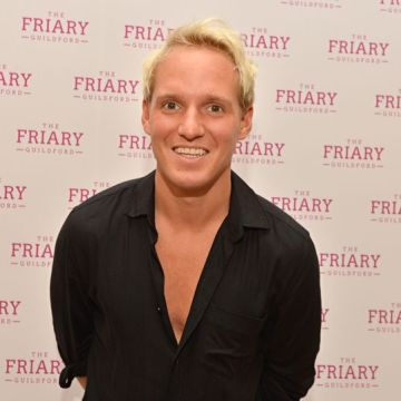 Jamie Laing shares hilarious Strictly Come Dancing throwback but fans are going crazy for something else