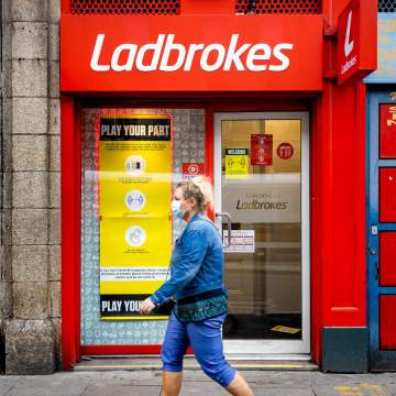 Ladbrokes owner's shares leap after it rejects £8.1bn MGM bid