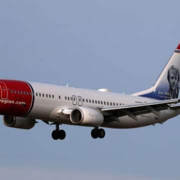 Norwegian axes long-haul flights and cuts 1,100 Gatwick jobs