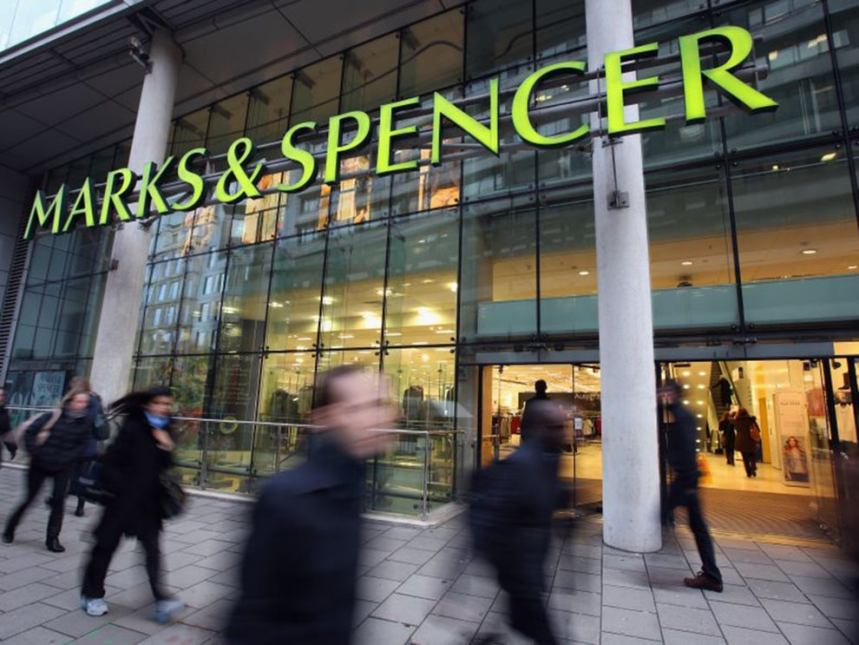 M&S Christmas sales slide as retailer warns of Brexit red tape's 'significant impact'