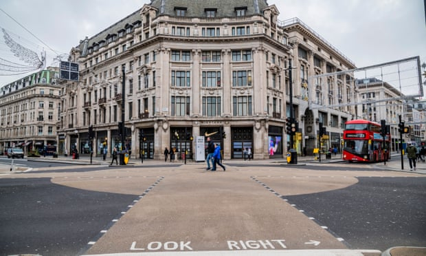 UK economic outlook for 2021: Covid surge deepens the gloom