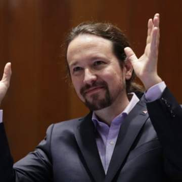 Podemos leader quits as deputy PM to run for top Madrid post