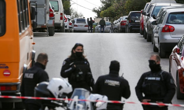 Greek crime journalist shot dead in Athens in 'execution-style' murder