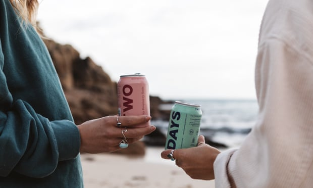 Soft drinks too weak? Time to try hard seltzer