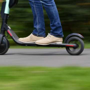 Man charged with drink-driving on e-scooter