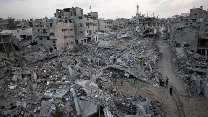 Years to rebuild: Gaza's shattered infrastructure severely damaged, warn UN and NGOs