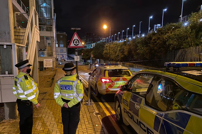 Chelsea Harbour stabbing: Two arrested after boy, 15, attacked and left with multiple wounds