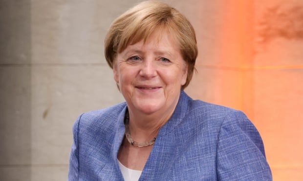 Angela Merkel and PM to discuss Covid travel curbs during final UK visit