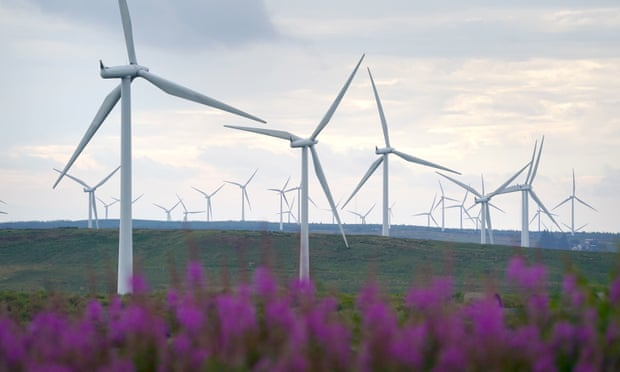 UK's green economy four times larger than manufacturing sector, says report