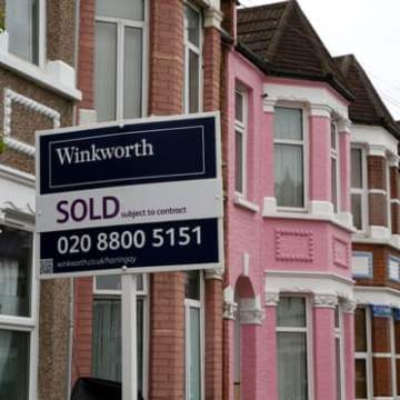 UK house sales tumble in July after stamp duty holiday deadline