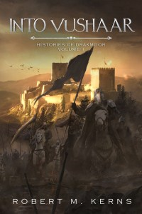 Into Vushaar Front Cover