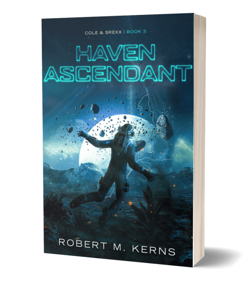 Haven Ascendant by Robert M. Kerns